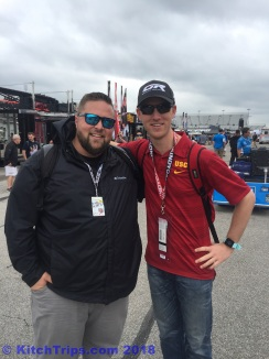 With IndyCar Radio's Nick Yeoman