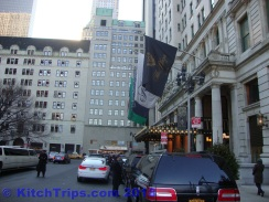 """Guests of Celebrity Ding Dang Dong stay at the Plaza hotel, new york's most exciting hotel experience"""